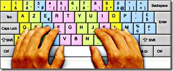 Taper au clavier