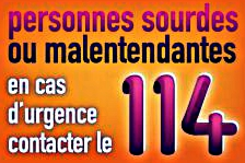 Urgence Sourds